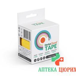 Herbachaud Tape 5смx5m Gelb