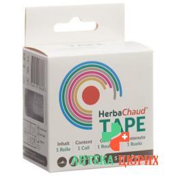 Herbachaud Tape 5смx5m Schwarz