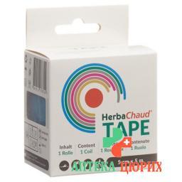 Herbachaud Tape 5смx5m Blau
