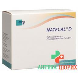 Натекал Д120 диспергируемыхтаблеток