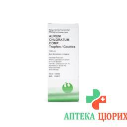 Phoenix Spagyr Aurum Chloratum Comp 100 ml