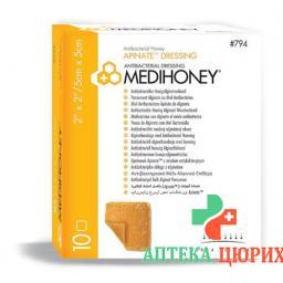 Medihoney Medical Apin Dress 5x5см Ant St 10 штук