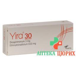 Йира 30 3х21 таблетке покрытых оболочкой