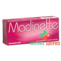 Мадинет 3 x 21 таблетка покрытая оболочкой