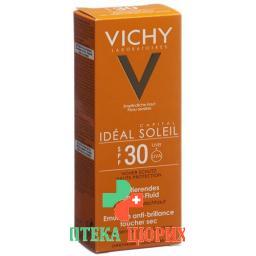 Vichy Capital Soleil Fluid LSF 30 Dry Touch 50мл