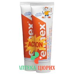 Elmex Kinder Zahnpasta 2x 75мл