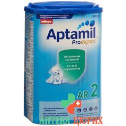 Milupa Aptamil Ar2 Spezial Folgemilch 800г