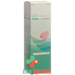 Soft-Tampons Normal 10 штук