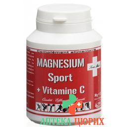 MAGNESIUM SPORT FSN + VIT C LU