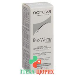 Noreva Trio White Nachtpflege 30мл