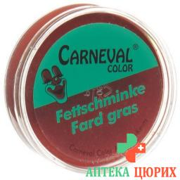 CARNEVAL FETTSCHMINKE ROT
