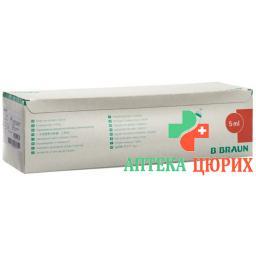 Omnifix Spritze Luer-Lock 5мл 100 штук