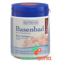 Nutrexin Basenbad Basische Badesalzmischung 900г