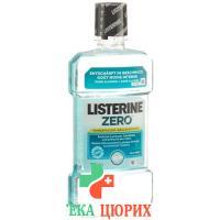 Listerine Zero ополаскиватель для полости рта 500мл
