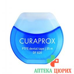 Curaprox DF 820 Ptfe Floss Tape 35м