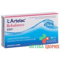 Artelac Rebalanceкапли для глаз Edo 30x 0.5мл