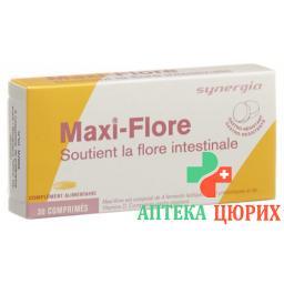 Maxi Flore Equilibre Flore в таблетках, 30 штук