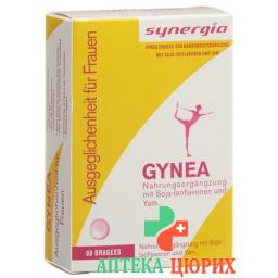 Gynea Dragees 60 штук