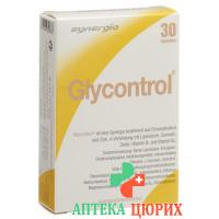 Glycontrol в таблетках, 30 штук