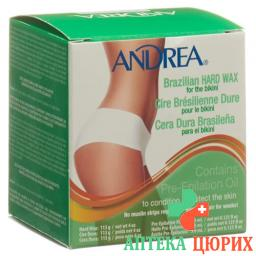 Andrea Brazilian Hard Wax 113г