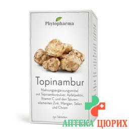 Фитофарма Топинамбур 150 таблеток