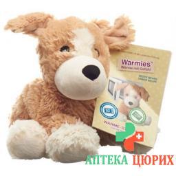Beddy Bear Warme-Stofftier Welpe