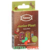 Flawa Junior Plast Pinocchio Assortiert 16 штук