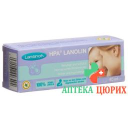 Lansinoh Hpa Lanolin в тюбике 40мл