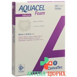 Aquacel Foam Adhesive Sacral 5 штук