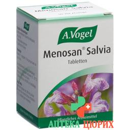 А. Фогель Меносан Сальвия 90 таблеток