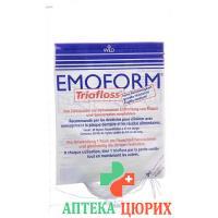 Emoform Triofloss в пакетиках 30 штук