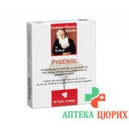 Пинус Пигенол 40 таблеток