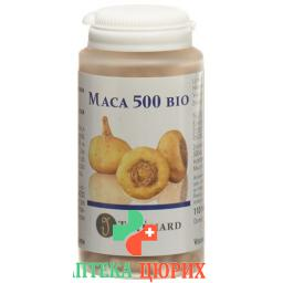 Мака 500 Тимард 500 мг био 120 веги капсул