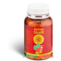 Anima Strath Aufbaumittel 200 таблеток