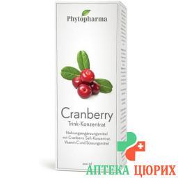Фитофарма Клюква концентрат для питья 200 мл