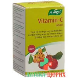 А. Фогель Витамин С Натурал 40 таблеток