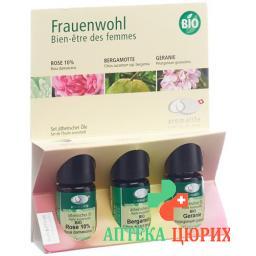Aromalife Top Set Frauenwohl 3x 5мл