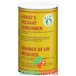 Семена льна масличной культуры 200 грамм