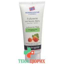 Neutrogena Fusscreme mit Nordic Berry 100мл