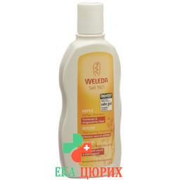 Weleda Hafer Aufbau-Shampoo 190мл