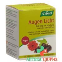 А. Фогель Зрение 30 таблеток