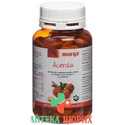 Биорекс Ацерола витамин C 80 мг 180 таблеток