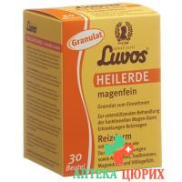 Luvos Heilerde в гранулах Reizdarm в пакетиках 30 штук