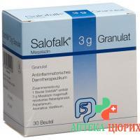 Салофальк гранулы 3 г 30пакетиков