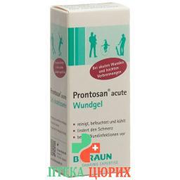 Prontosan acute Wundgel 30г