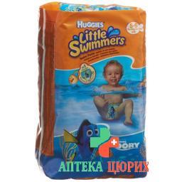 Huggies Little Swimmers Windel Grosse 5-6 11 штука