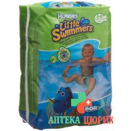 Huggies Little Swimmers Windel Grosse 3-4 12 штук