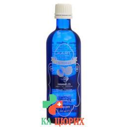 Kart Hamameliswasser Glasflasche 200мл