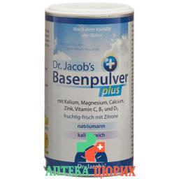 Dr. Jacob's Basenpulver Plus 300г
