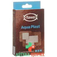 Flawa Aqua Plast Grossen M/L/XL Assortiert 7 штук